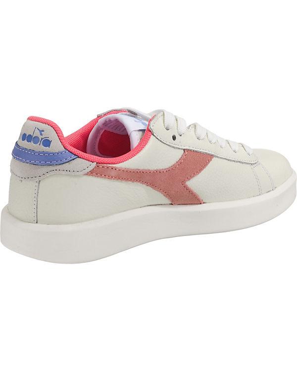 L Sneakers kombi Diadora weiß Wide Diadora Game KyB7HFgxKn
