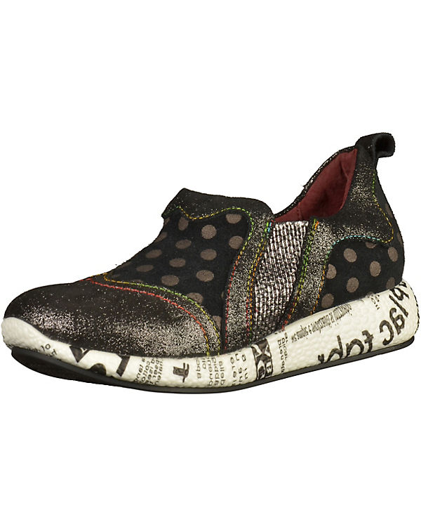 Laura Vita Sneakers schwarz