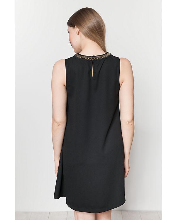 VERO MODA Kleid schwarz Rabatt Bestseller 47UA354xsT