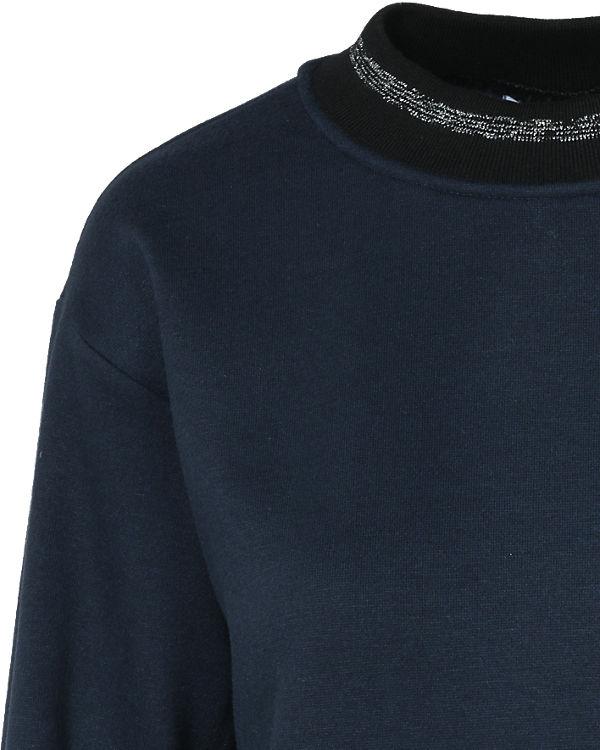 VERO MODA Sweatshirt dunkelblau