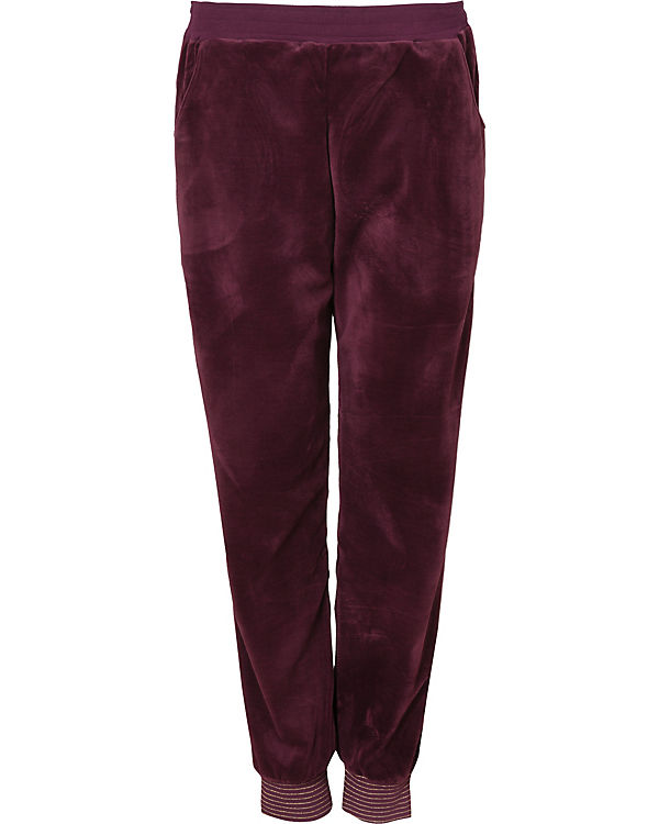 Triumph Schlafanzug lila