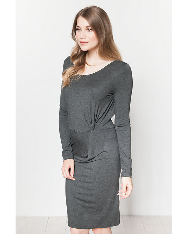 ONLY Kleid dunkelgrau
