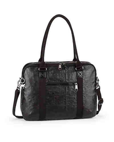 Basic Plus Neat Schultertasche Laptopfach