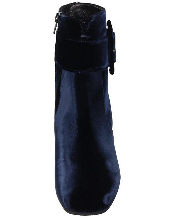 Maripé Stiefeletten blau