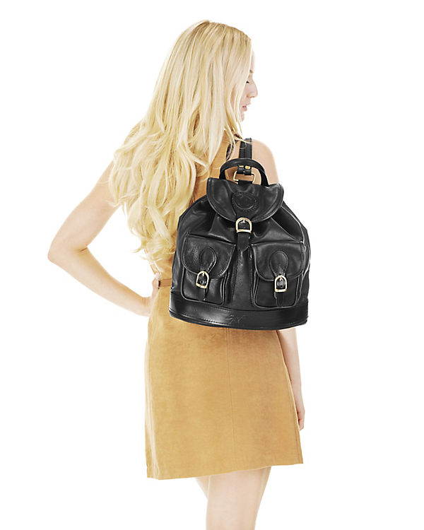 Samantha Look Samantha Look City Rucksack schwarz