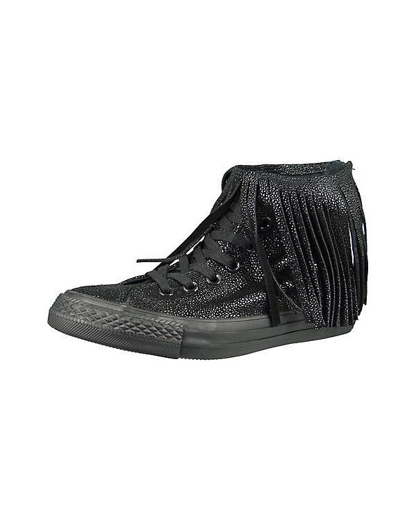 CONVERSE Sneakers Chuck Taylor Sting Ray schwarz