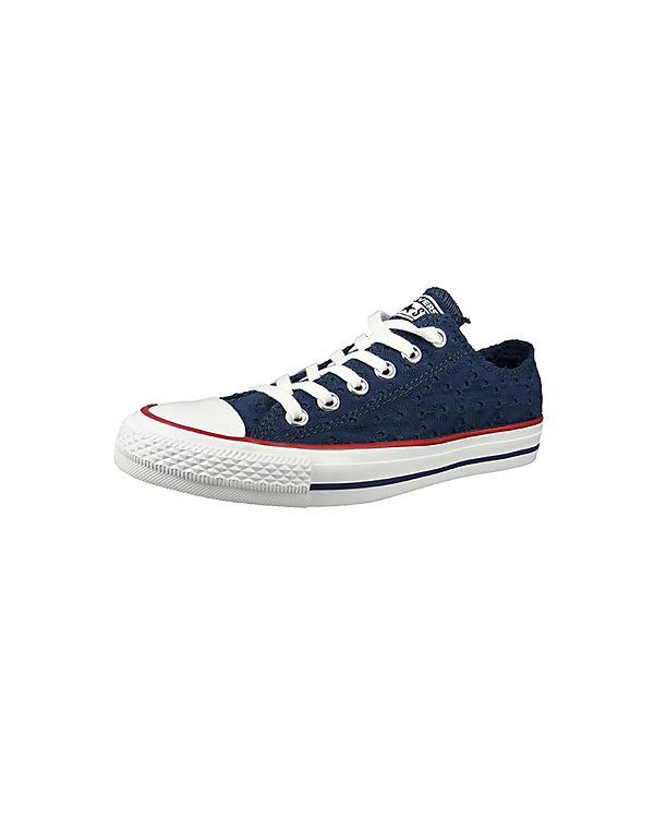 CONVERSE Sneakers Chuck Taylor All Star OX blau