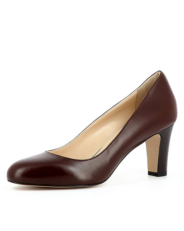 Evita Shoes Evita Shoes Pumps BIANCA dunkelbraun
