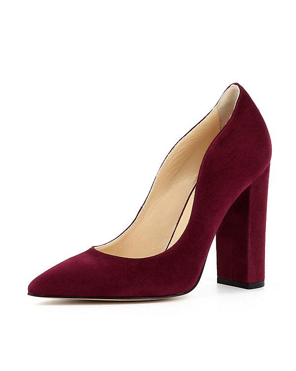 Evita Shoes Evita Shoes Pumps ALINA bordeaux