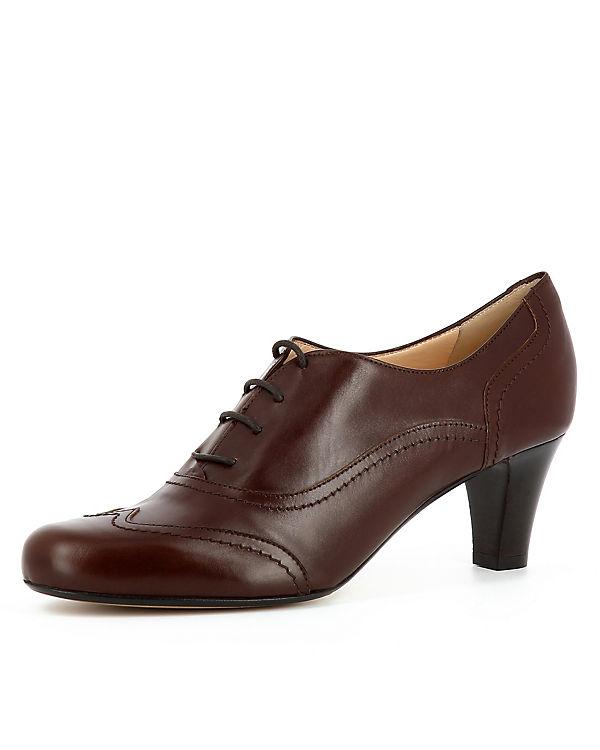 Shoes Evita Shoes Shoes Evita dunkelbraun Evita Pumps GIUSY 8Ewqdq