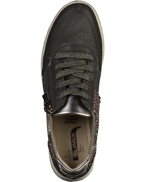 JENNY Sneakers schwarz