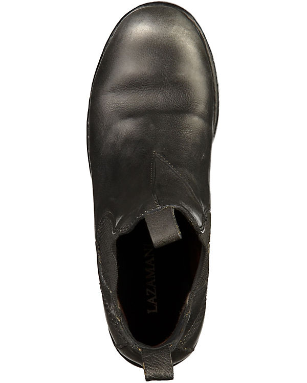 Lazamani Stiefeletten schwarz