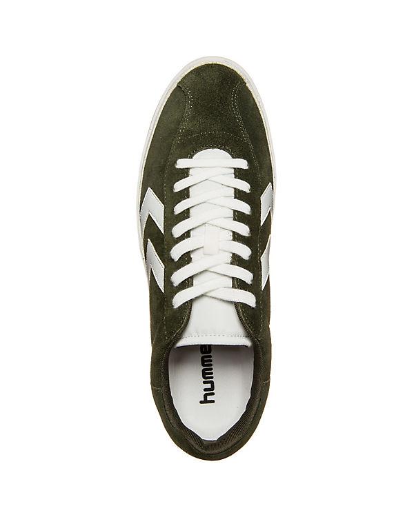 hummel Sneakers grün