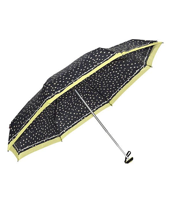 Knirps Regenschirm Manual X schwarz-kombi