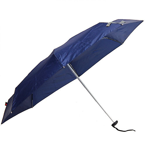 Knirps Regenschirm Manual X blau