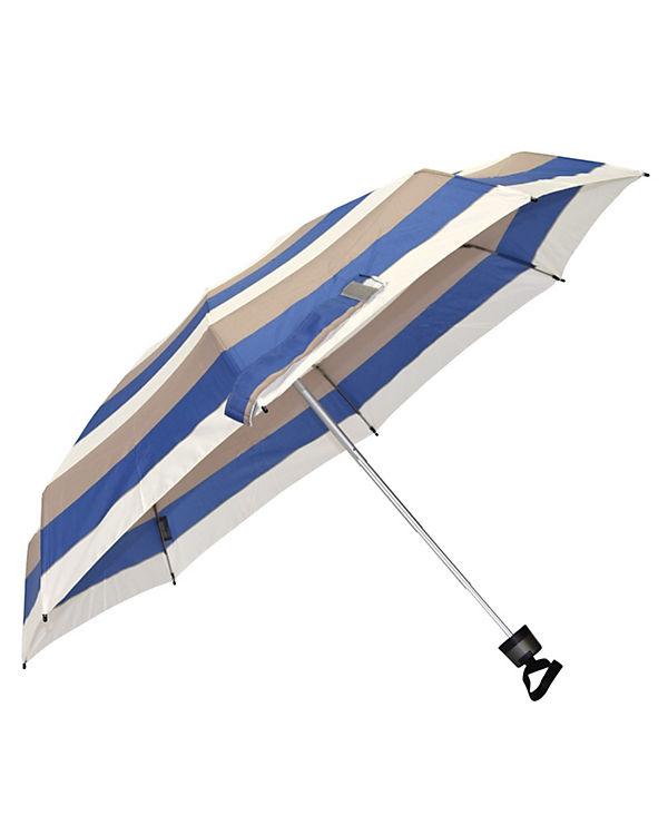 Knirps Regenschirm Manual T blau-kombi