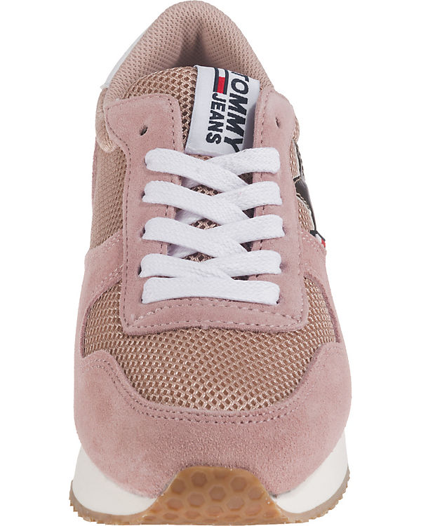 Star Sneakers JEANS TOMMY Low JEANS TOMMY rosa Sneaker 1qOwg7xB