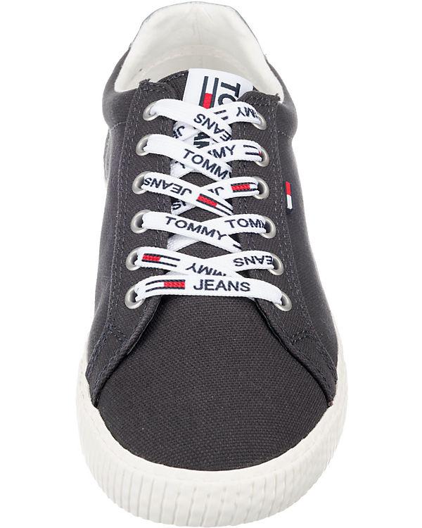 Sneaker Low Sneakers TOMMY JEANS blau Casual JEANS TOMMY 7PxqzU