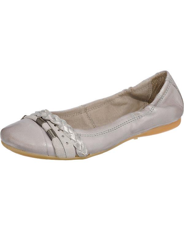 Ballerinas weiß kombi Faltbare FENENA amp; JOLANA qZT6vv
