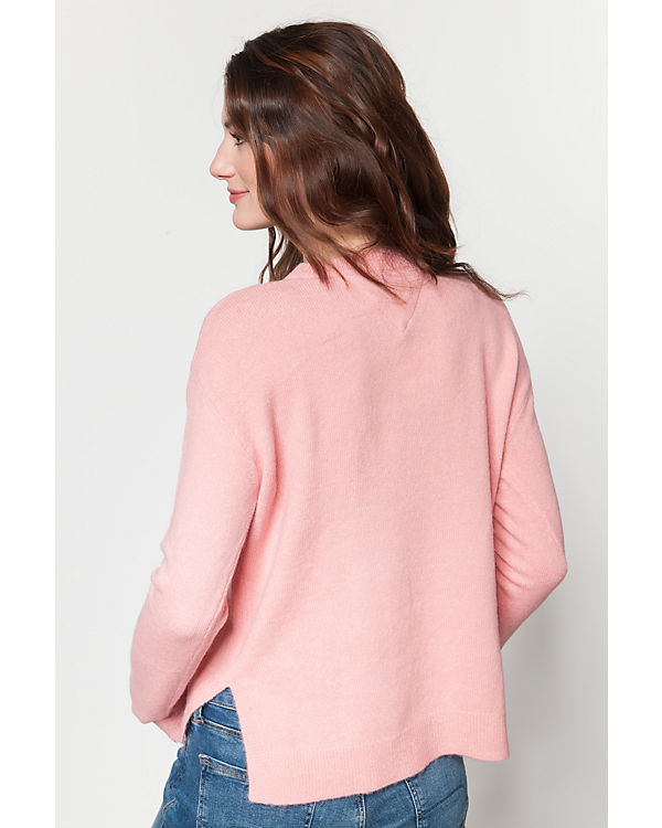 TOMMY JEANS Pullover rosa