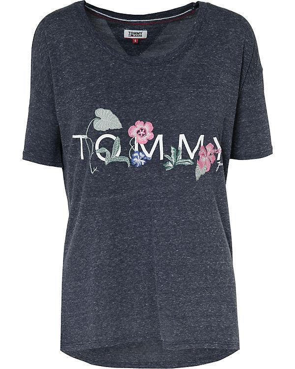 TOMMY JEANS T-Shirt dunkelblau