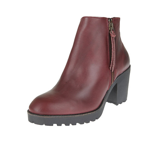 Apple of Eden BUZZ Stiefeletten bordeaux Damen ...