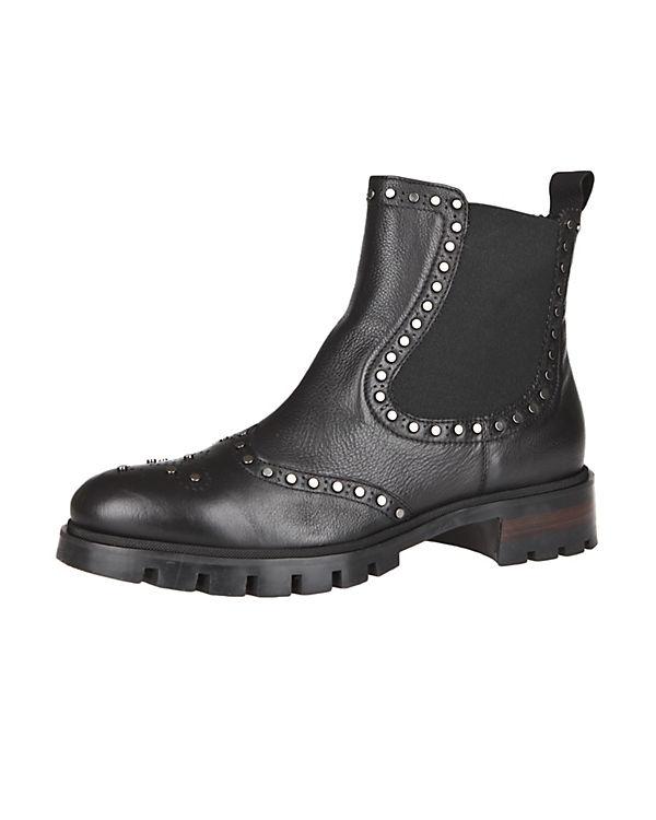 Donna Carolina MATRIX NERO Chelsea Boots schwarz