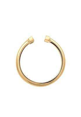 ... Elli Ring Geo Stab Minimal Trend Blogger 925 Sterling Silber gold ...