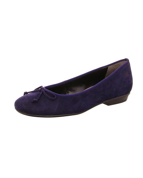 Paul Green Klassische Ballerinas blau