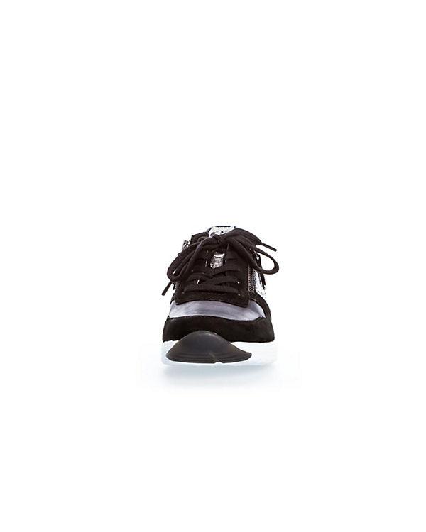 Gabor Schnürschuhe schwarz