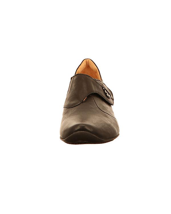 Spielraum Großhandelspreis Think! Klassische Slipper dunkelbraun Günstig Kaufen Besten Großhandel frJ2IW
