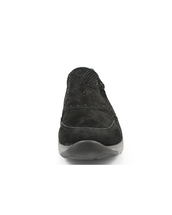 Gabor schwarz Komfort Slipper Komfort Komfort schwarz Gabor Slipper Gabor 5wrwpUqI