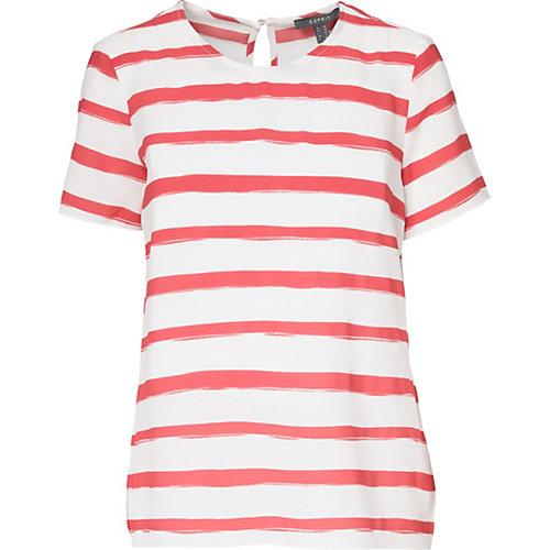 ESPRIT collection Blusenshirt offwhite Damen Gr...