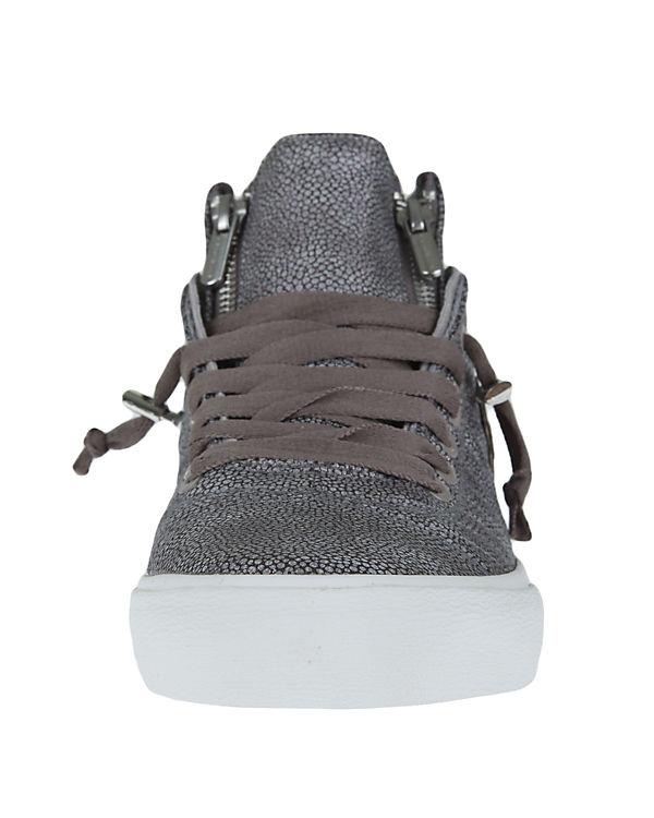COLMAR DURDEN FACE STAN Sneakers High silber