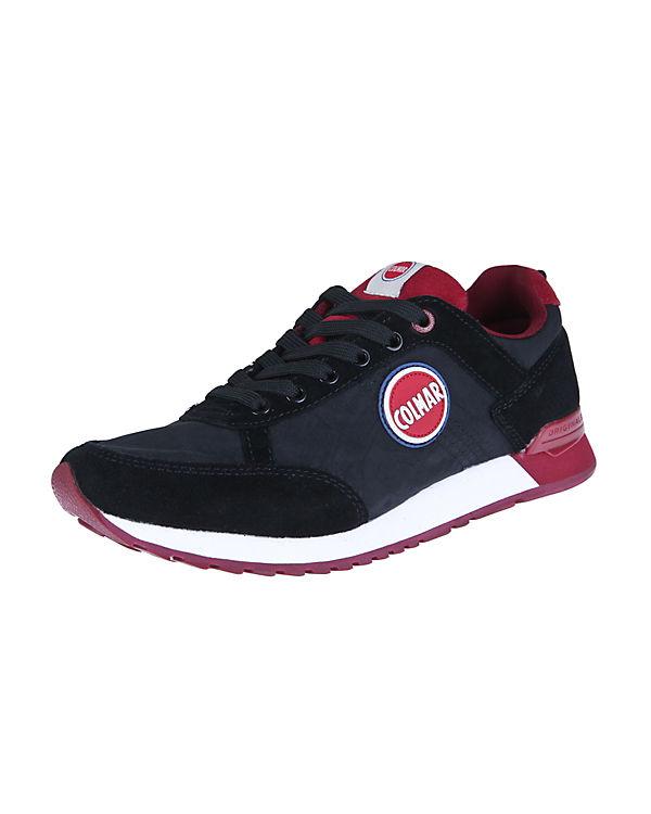 COLMAR, TRAVIS COLORS WOMEN Low, Sneakers Low, WOMEN schwarz cfb768