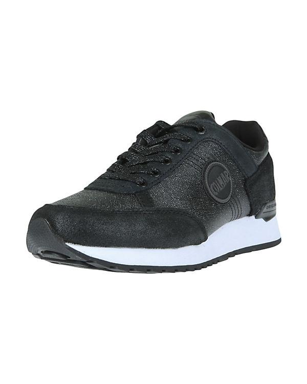 COLMAR TRAVIS PUNK Sneakers Low schwarz