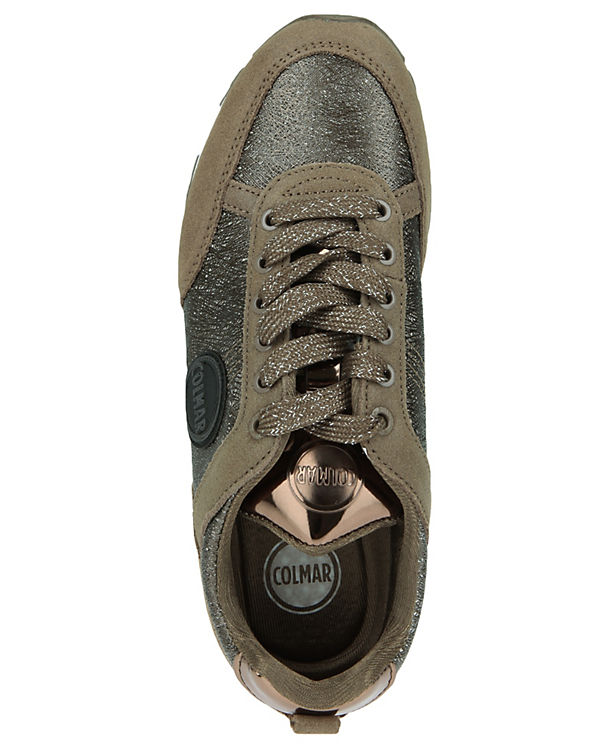 COLMAR, TRAVIS PUNK Sneakers Sneakers Sneakers Low, gold 3f174f