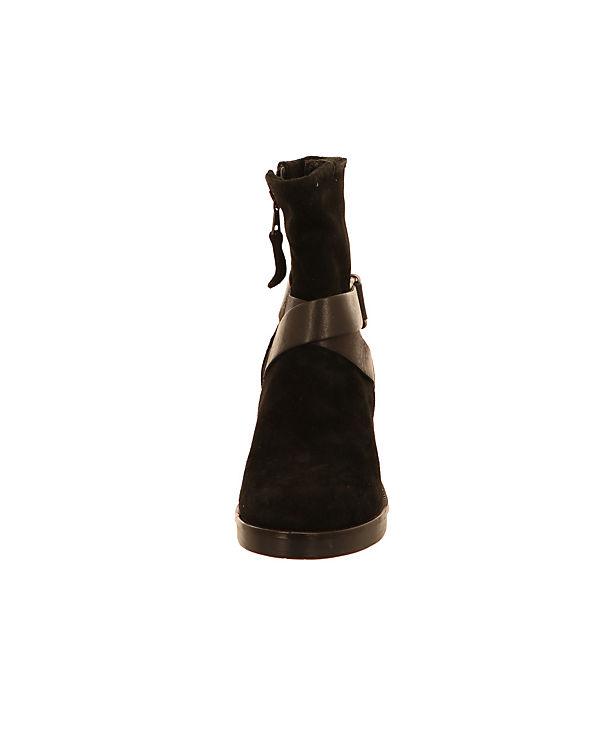 A.S.98 Klassische Stiefeletten schwarz