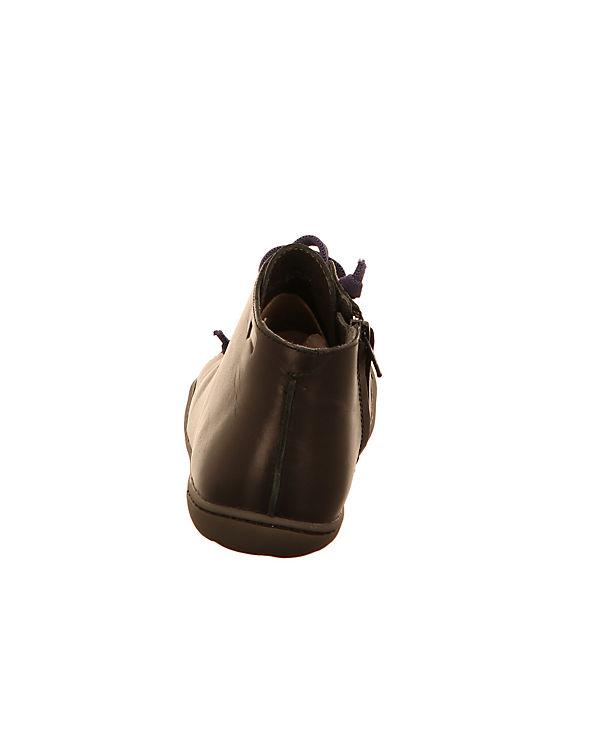 CAMPER Schnürschuhe dunkelbraun