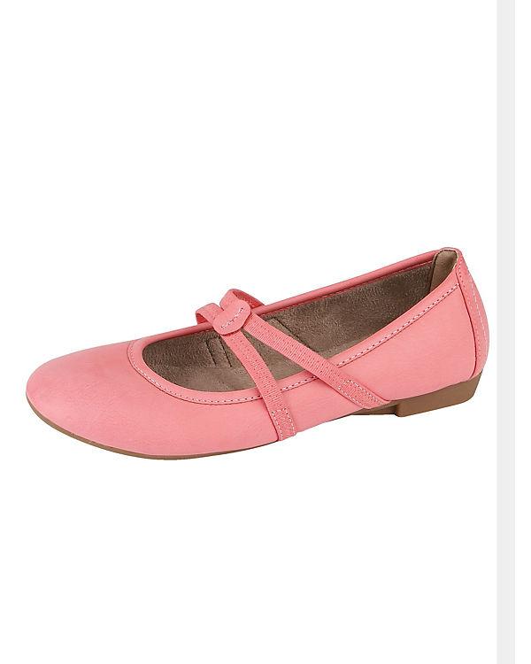 Liva Loop Liva Loop Riemchenballerinas rosa