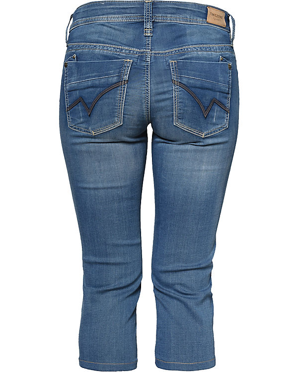 denim Jeans blue Slim TIMEZONE Tali IOIHpnwWq