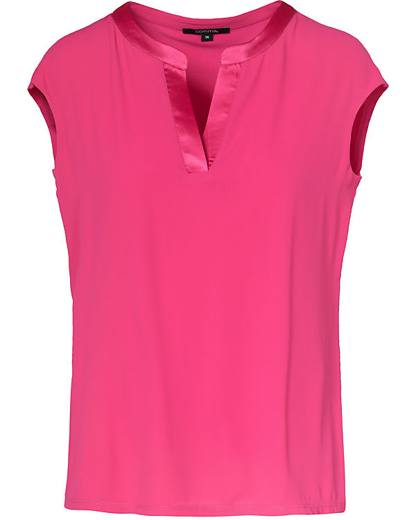 comma T-Shirt pink