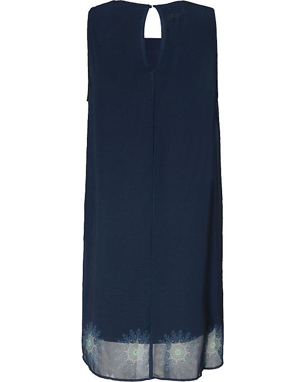 Desigual Kleid blau Fabrikverkauf Günstiger Preis MT1xVq70