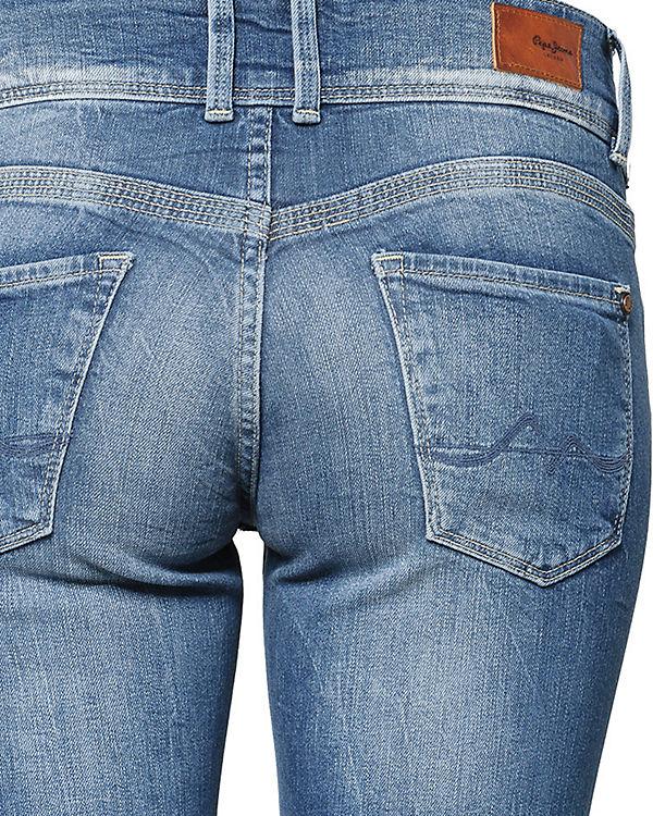 Pepe Jeans Jeans Vera Regular blau