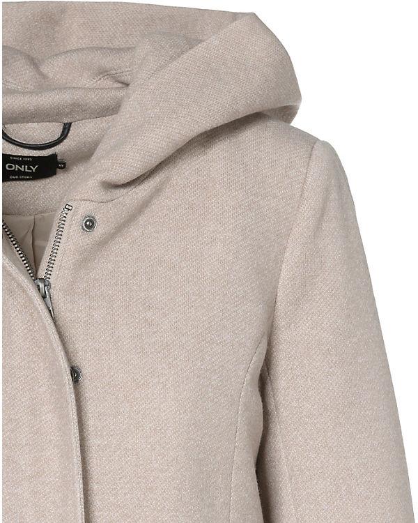 ONLY Mantel beige