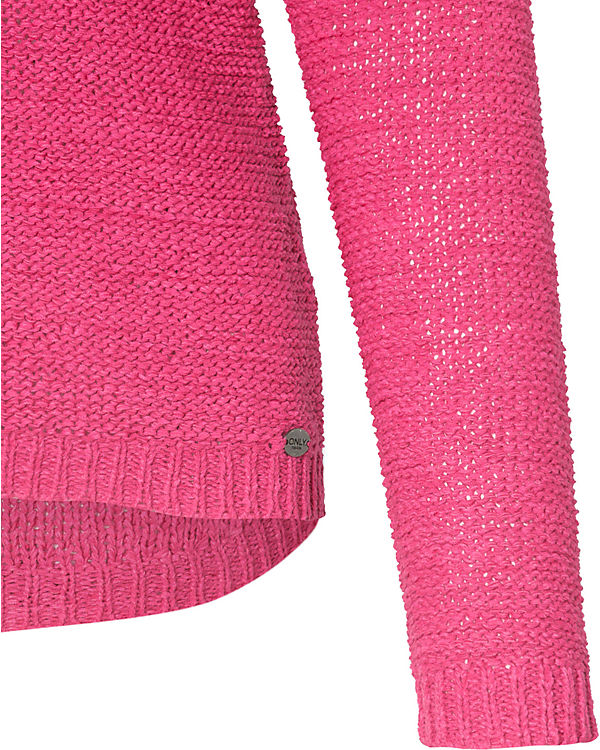 ONLY Pullover pink