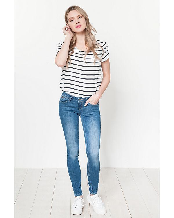 ONLY blue denim Jeans Jeans Skinny ONLY Skinny blue x1qZYnSvEw