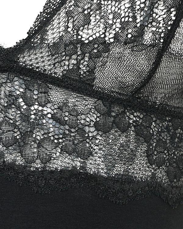 Skiny Unterhemd Melody Dream schwarz