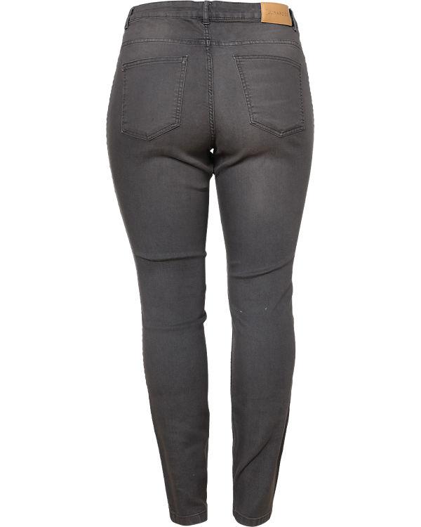 JUNAROSE Jeans Slim grey denim