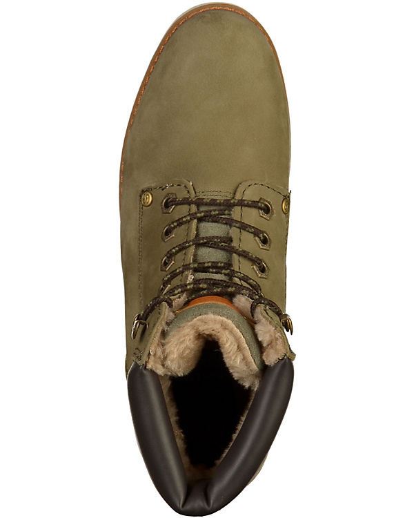 Dockers by Gerli, Stiefeletten, Stiefeletten, Stiefeletten, grün c93649